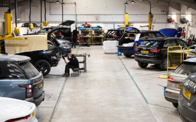 What's the benefits of using a manufacturer-approved repairer?