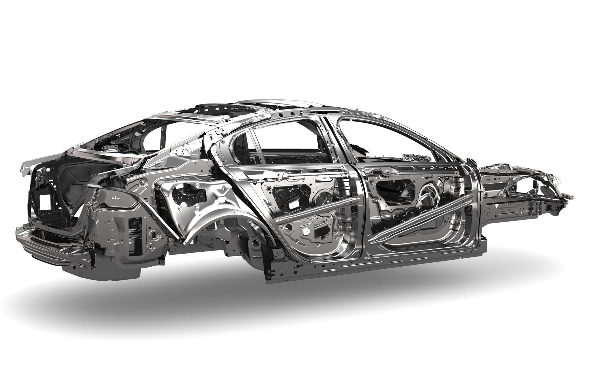 Aluminium body repair