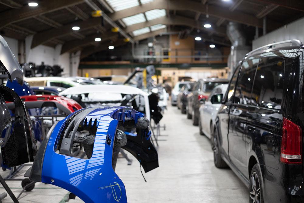 Non-insurance vehicle repairs